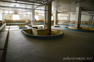 池島炭鉱鉱員風呂