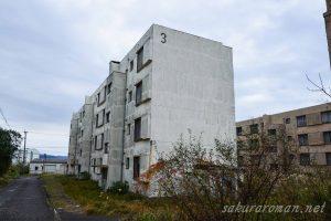 池島鉱員住宅3号棟