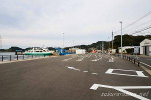 長崎県西海市大瀬戸港