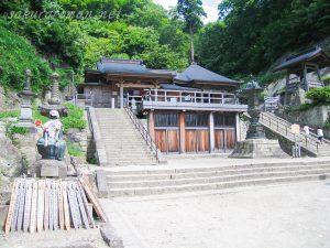 山寺(立石寺)奥の院