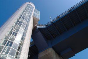 東京ゲートブリッジ(恐竜橋)若洲昇降施設