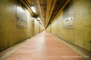 川崎港海底トンネル人道1
