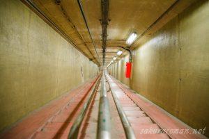 川崎港海底トンネル人道5