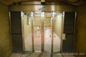 川崎港海底トンネル人道4