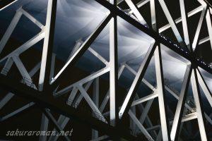東京ゲートブリッジ(恐竜橋)夜景6