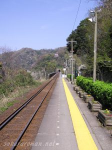 桜咲く春の余部鉄橋5